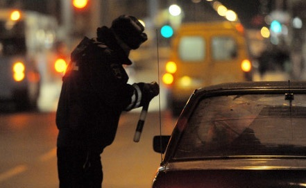 Принят в первом чтении законопроект, увеличивающий штрафы для водителей