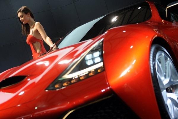 На Шанхайском автосалоне представили 111 новых моделей автомобилей